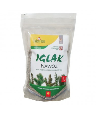 Fertiliser for coniferous plants IGLAK