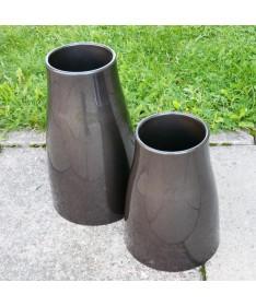 Vaza kapams aukštis 34 cm juodos sp.