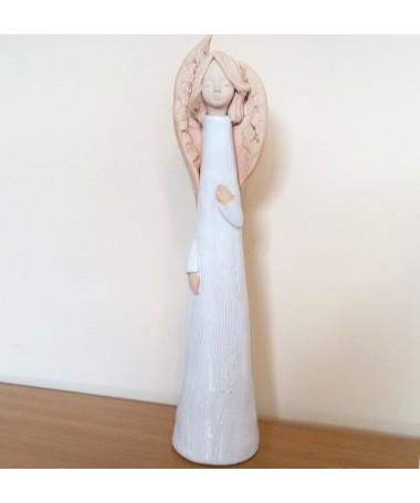 Šamoto figūrėlė AN83/1 angelas