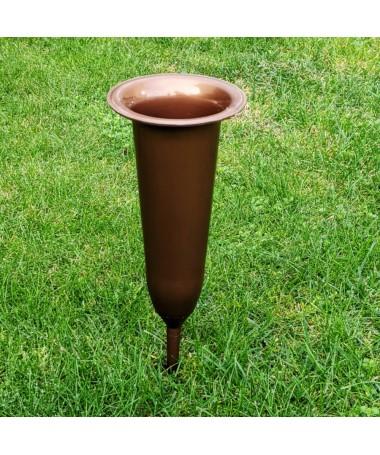 Vaza Įsmeigiama 10x28,5 Plastiko Vario Spalvos