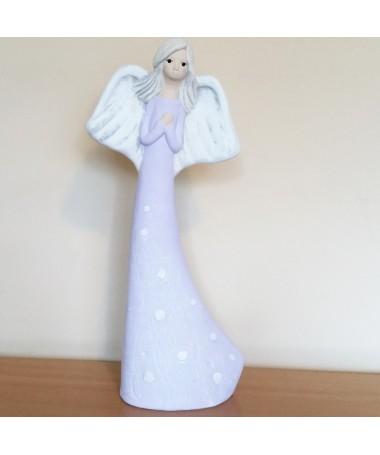 Angelas Felicija 150 keramikos figurėlė
