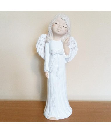 Angelas 210 Milena keramikos figurėlė