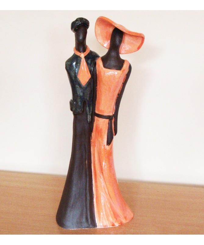 Mimoza pora keramikos figurele