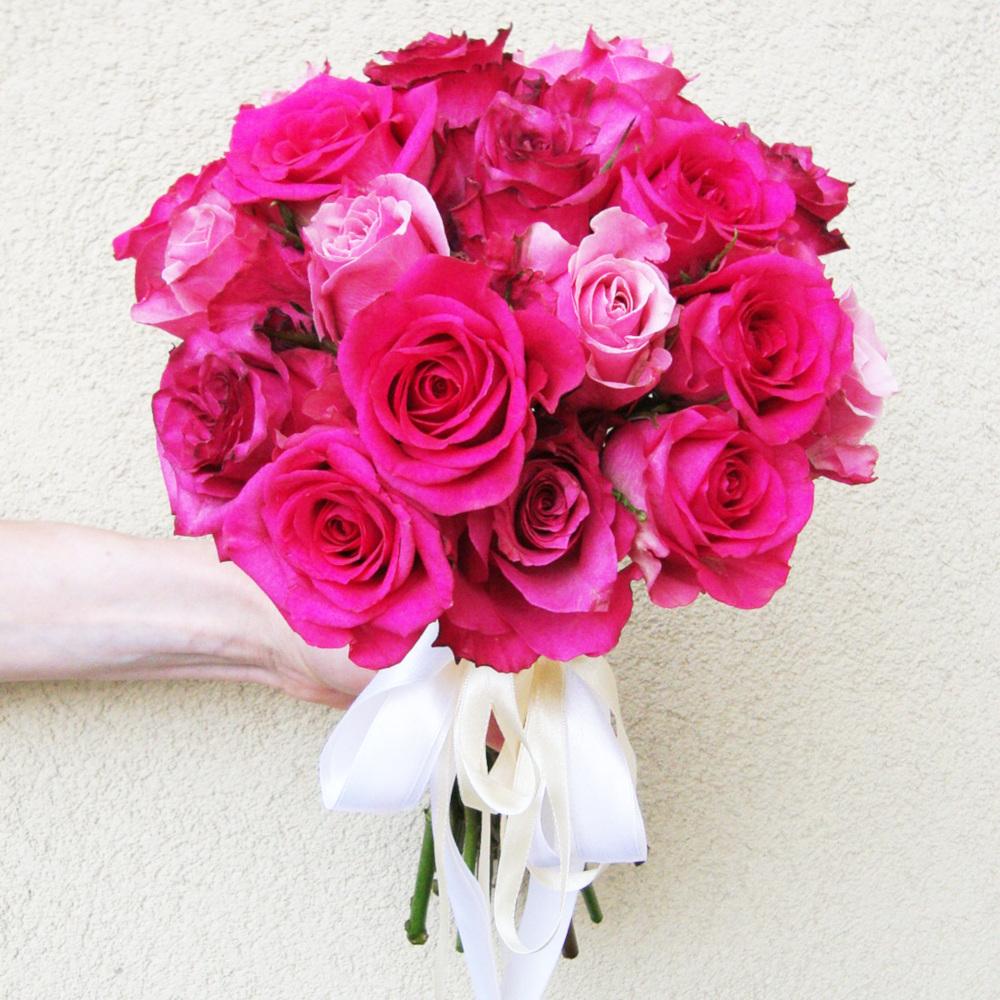 Roziniu roziu nuotakos puokste